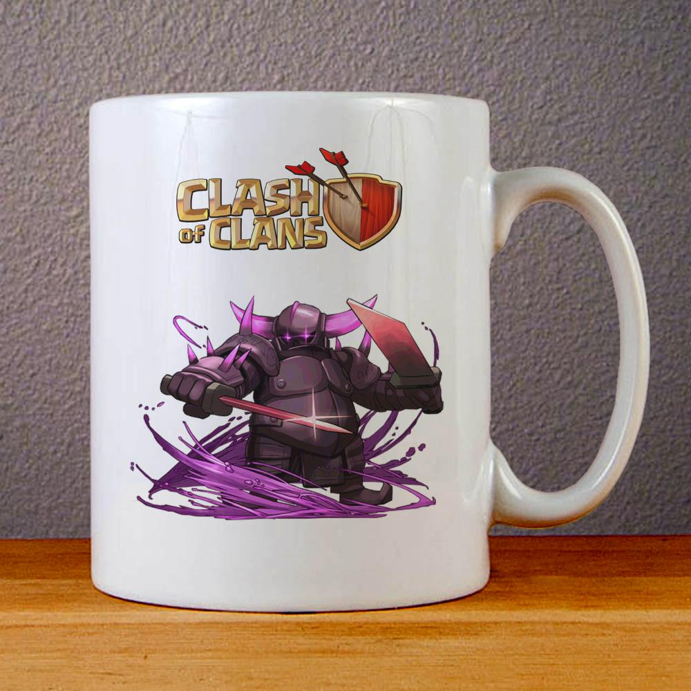 Clash of Clans Gowipe Ceramic Coffee Mugs