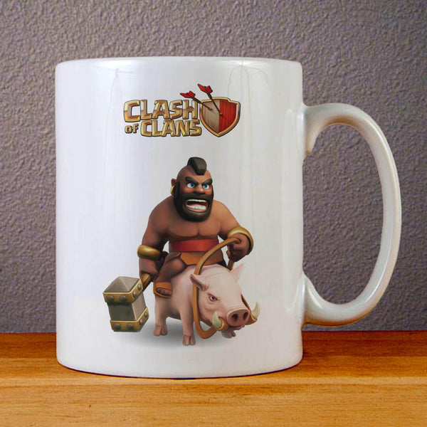 Clash of Clans Hog Rider Ceramic Coffee Mugs