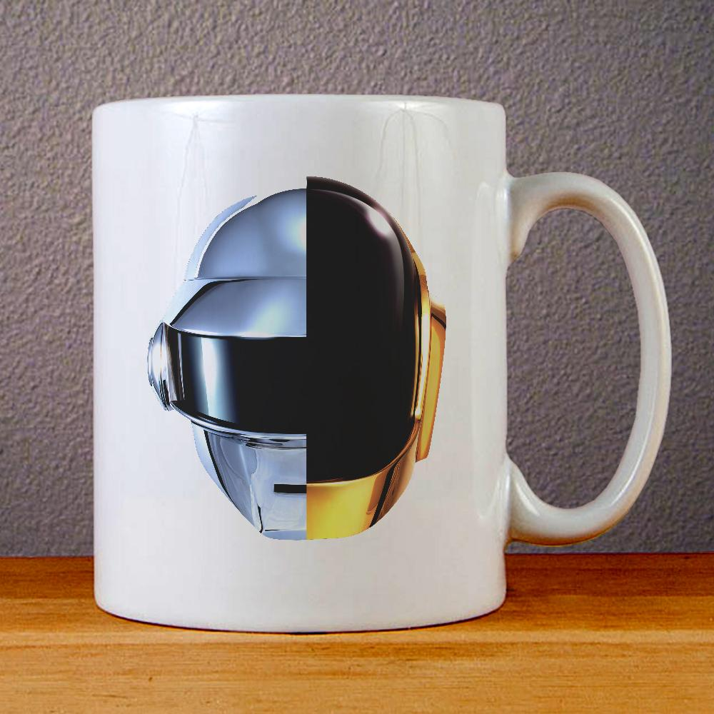 Daft Punk Helmet Ceramic Coffee Mugs