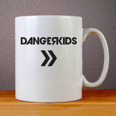 Dangerkids Logo Ceramic Coffee Mugs