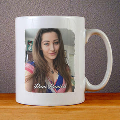 Dani Daniels Ceramic Coffee Mugs