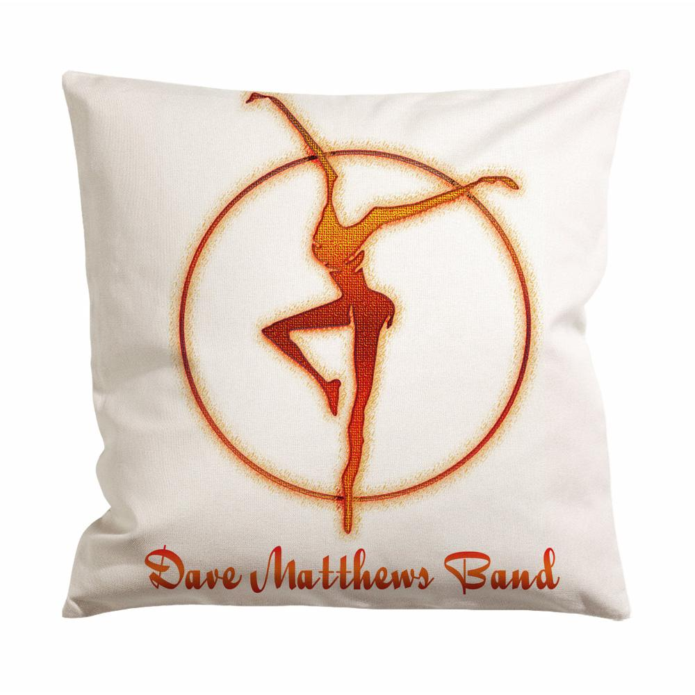 Dave Matthews Band Fire Dancer Cushion Case / Pillow Case