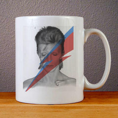 David Bowie Ceramic Coffee Mugs
