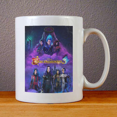 Descendants 3 Poster Ceramic Coffee Mugs