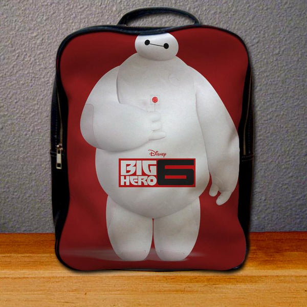 Disney Big Hero 6 Baymax Backpack for Student