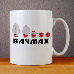 Disney Big Hero Baymax Ceramic Coffee Mugs
