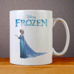 Disney Frozen Elsa Ceramic Coffee Mugs