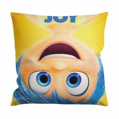 Disney Pixar Inside Out Joy Cushion Case / Pillow Case