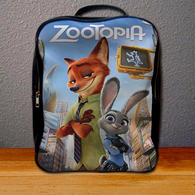 Disney Zootopia Backpack for Student