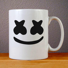 Dj Marshmello Logo Ceramic Coffee Mugs