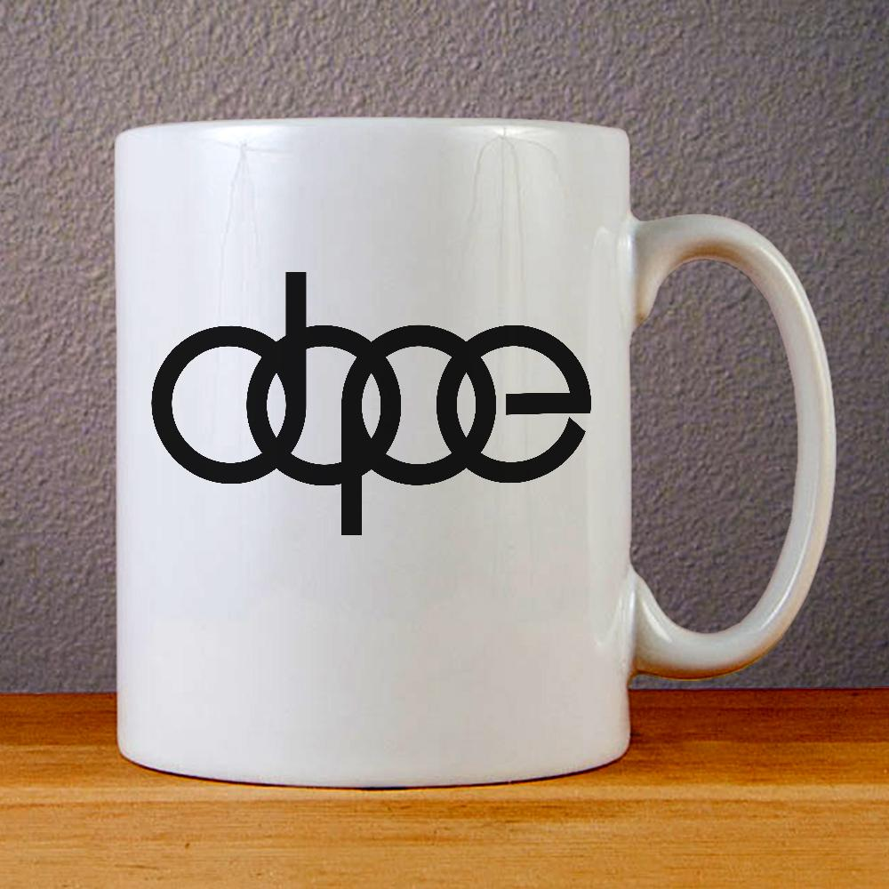 Dope Ceramic Coffee Mugs