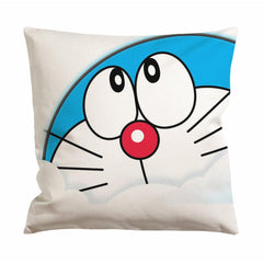 Doraemon Hiding Cushion Case / Pillow Case