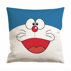 Doraemon Smile Face Cushion Case / Pillow Case
