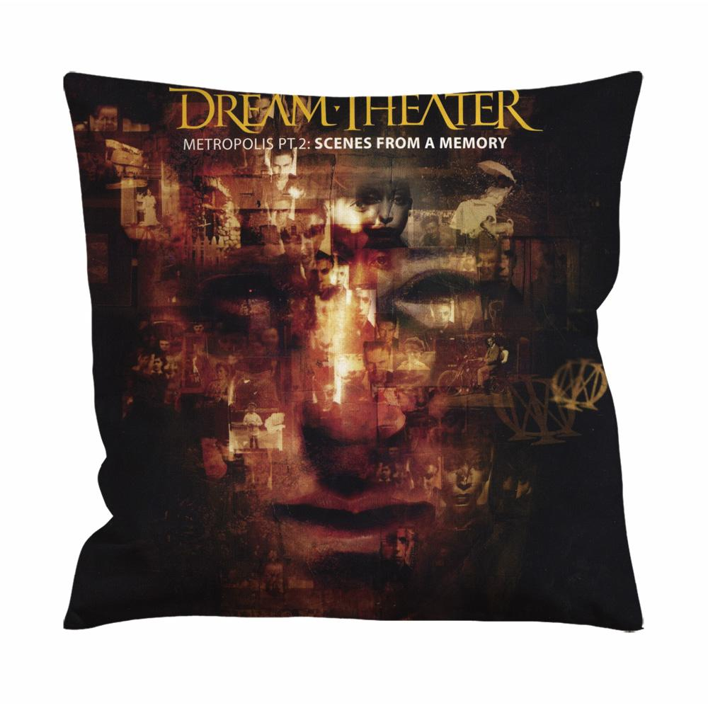 Dream Theater Metropolist Part 2 Scenes From A Memory Cushion Case / Pillow Case