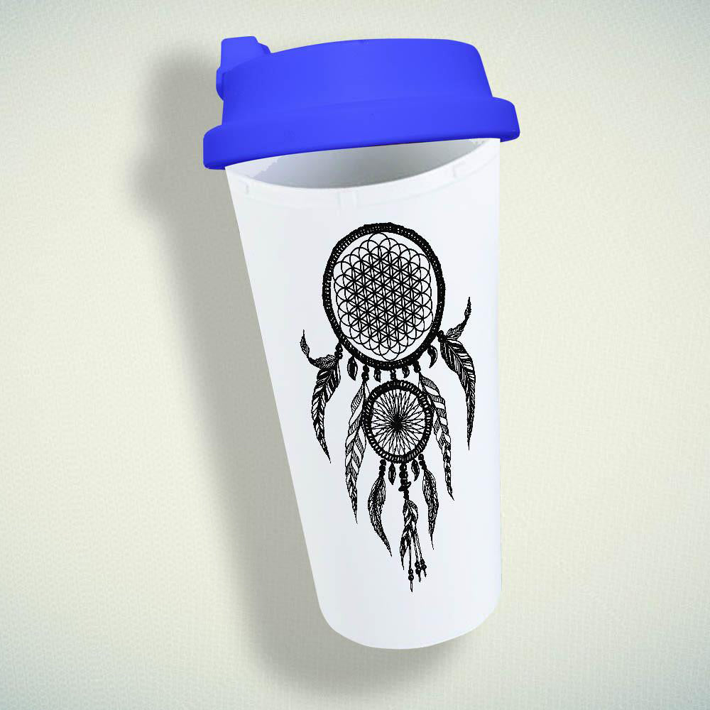 Dreamcather Bring Me The Horizon  Double Wall Plastic Mug