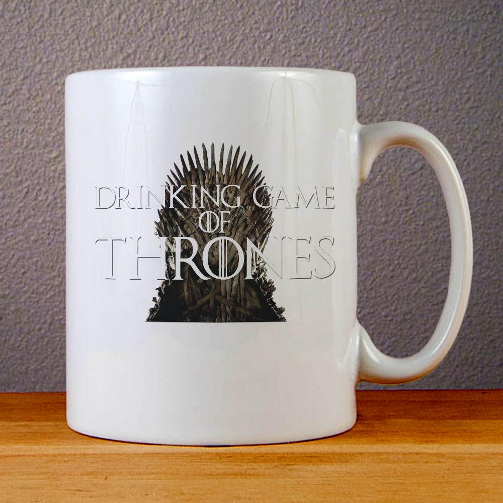 Drinking Game of Thrones Ceramic Coffee Mugs