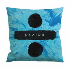 Ed Sheeran Divide Cushion Case / Pillow Case