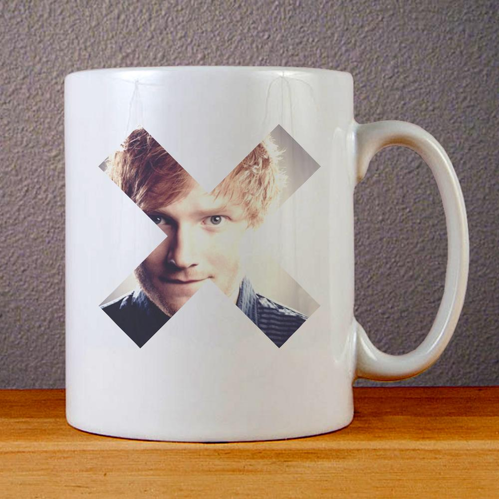 Ed Sheeran X Ceramic Coffee Mugs