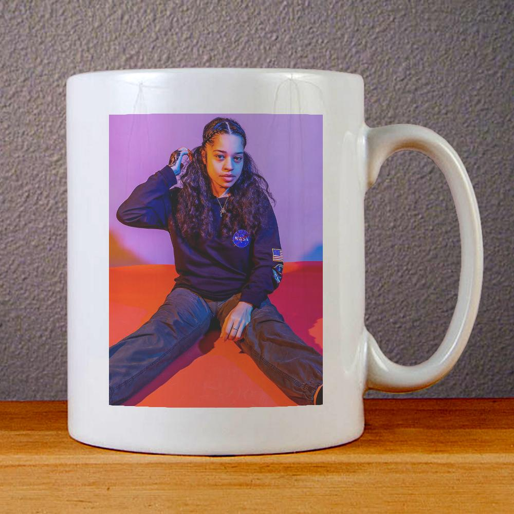 Ella Mai Style Ceramic Coffee Mugs