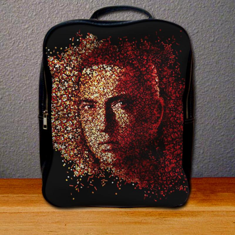 Eminem Relapse Album Cover Backpack for Student