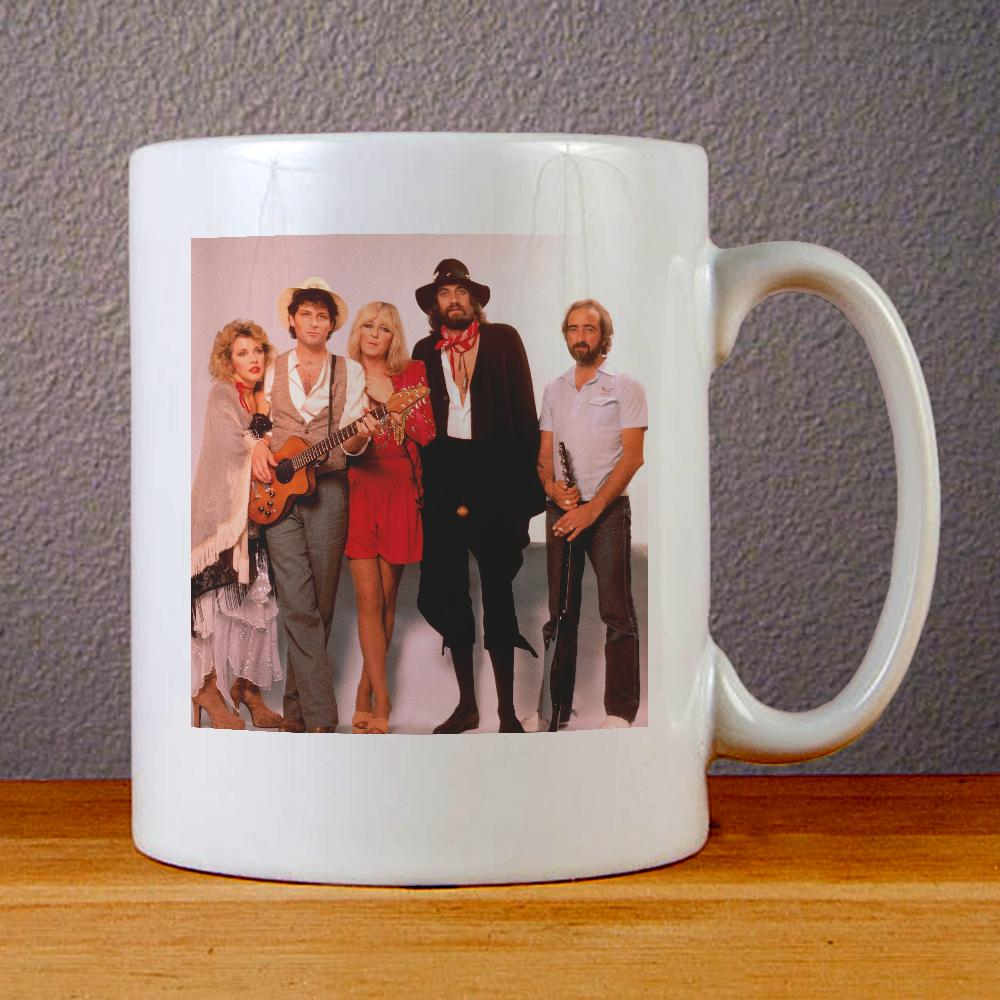 Fleetwood Mac Ceramic Coffee Mugs