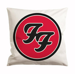 Foo Fighters Logo Cushion Case / Pillow Case