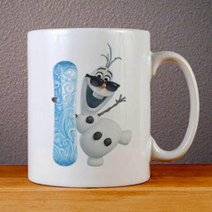 Frozen Olaf Ceramic Coffee Mugs