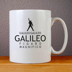 Galileo Figaro Magnifico Ceramic Coffee Mugs