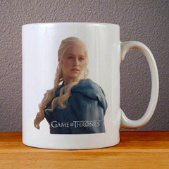 Game of Thrones Daenerys Targaryen Emilia Clarke Ceramic Coffee Mugs
