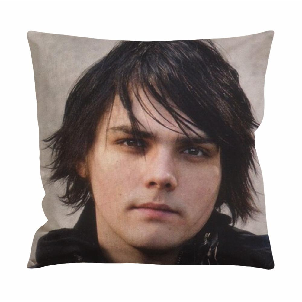 Gerard Way My Chemical Romance Cushion Case / Pillow Case