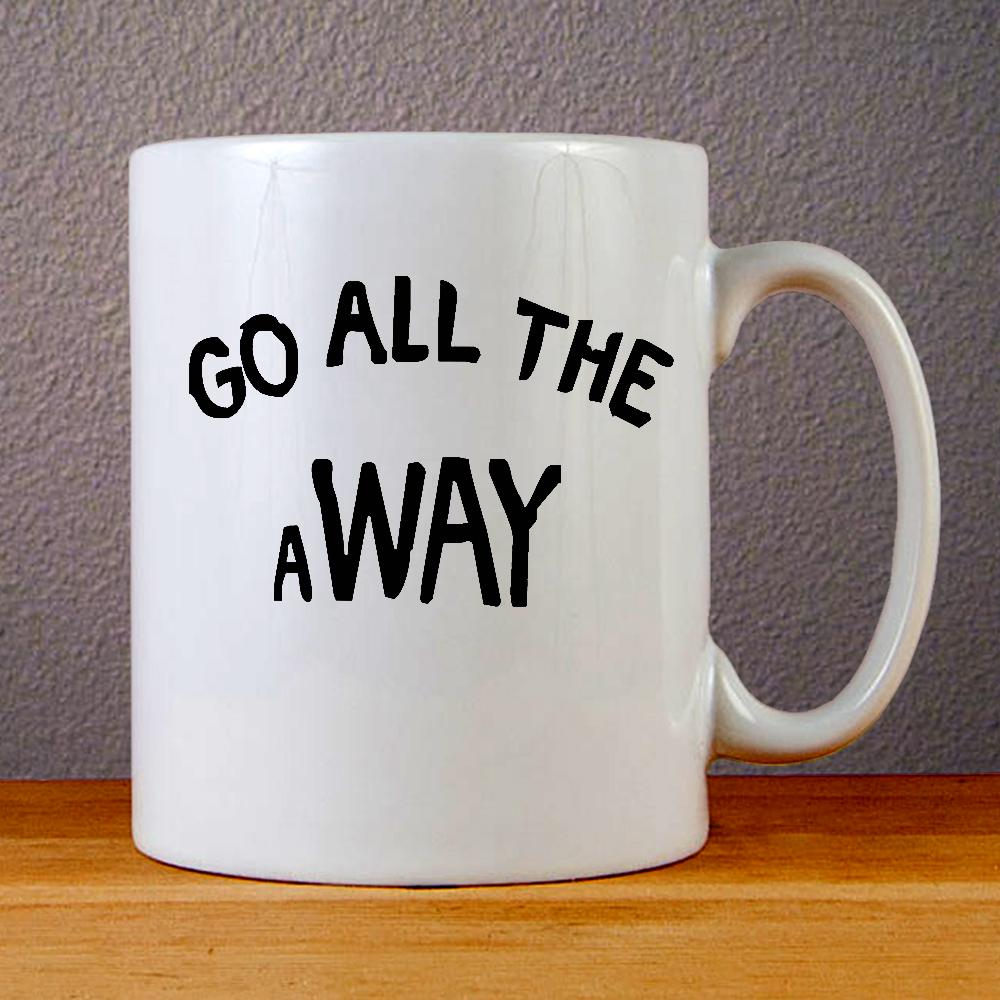 Go All The Away, Luke Hemmings 5sos Ceramic Coffee Mugs