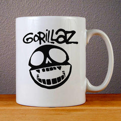 Gorillaz Logo Ceramic Coffee Mugs