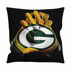 Green Bay Packers Team Logo Cushion Case / Pillow Case
