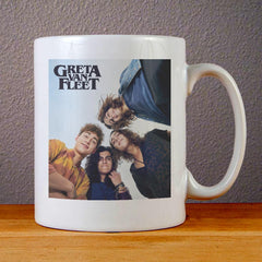 Greta Van Fleet Band Ceramic Coffee Mugs
