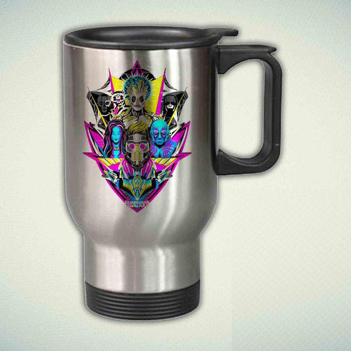 Guardians Of The Galaxy 14oz Stainless Steel Travel Mug
