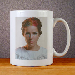 Halsey Graveyard Ceramic Coffee Mugs