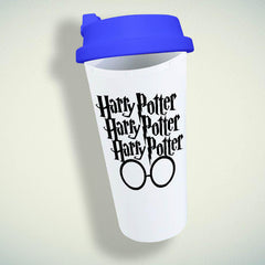 Harry Potter Quotes Double Wall Plastic Mug
