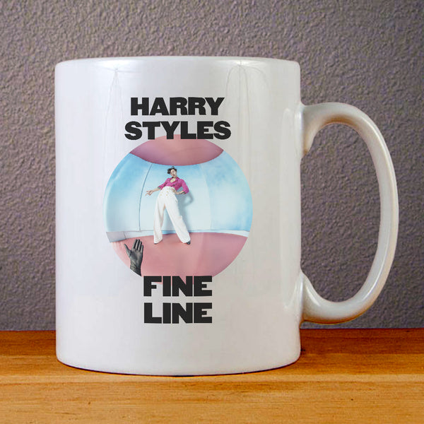 Harry Styles Fine Line Poster Ceramic Coffee Mugs