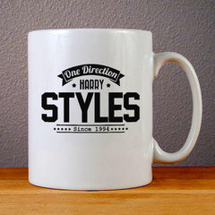 Harry Styles One Direction Ceramic Coffee Mugs