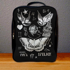 Harry Styles Tattoo Backpack for Student