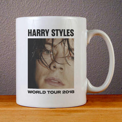 Harry Styles World Tour 2018 Poster Ceramic Coffee Mugs