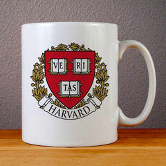 Harvard University Logo Ceramic Coffee Mugs