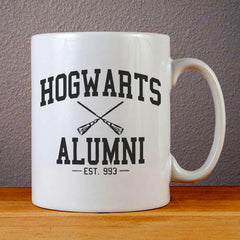 Hogwarts Alumni Harry Potter Ceramic Coffee Mugs