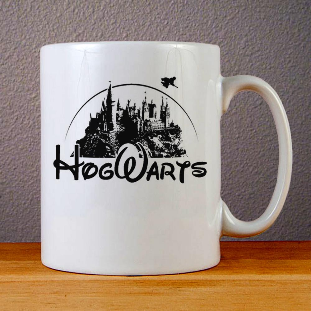 Hogwarts Disney Harry Potter Ceramic Coffee Mugs