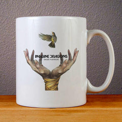 Imagine Dragons Smoke Mirrors Ceramic Coffee Mugs