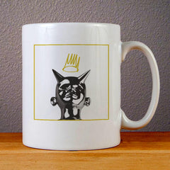 J Cole Born Sinner Ceramic Coffee Mugs