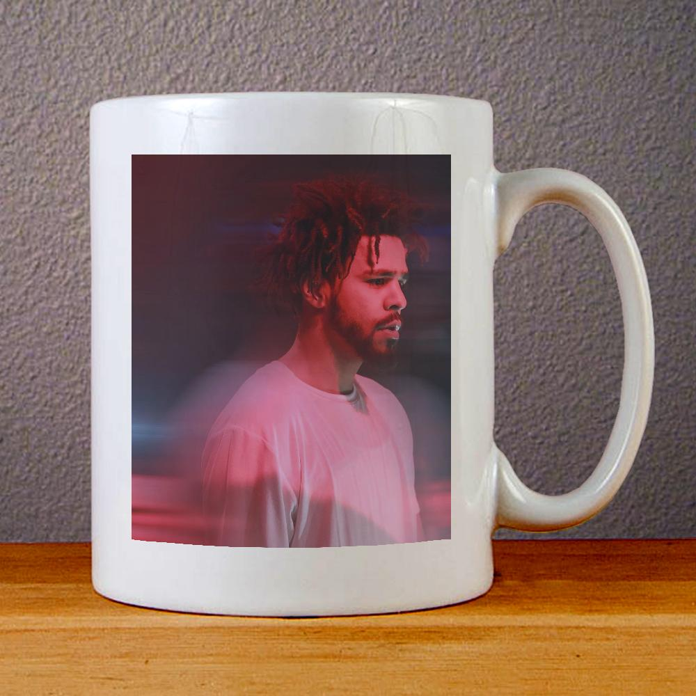 J Cole World is Empty Ceramic Coffee Mugs