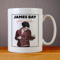 James Bay Pink Lemonade Ceramic Coffee Mugs