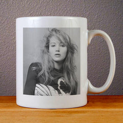 Jennifer Lawrence Ceramic Coffee Mugs