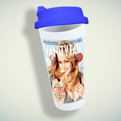 Jennifer Lawrence, Is My Home Girl Double Wall Plastic Mug
